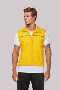 Proact PA234 - Running gilet with mesh back