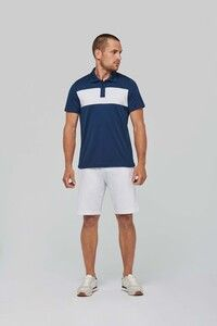 Proact PA493 - Adult short-sleeved polo-shirt