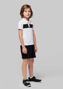 Proact PA494 - Kids short-sleeved polo-shirt