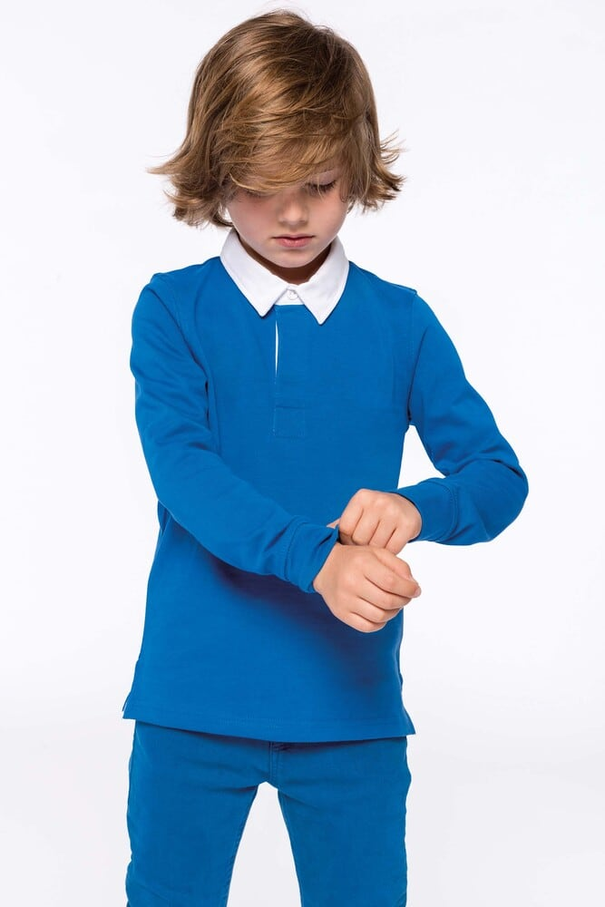 Kariban K214 - Kids' rugby polo shirt