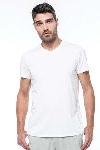 Kariban K3002 - Mens Supima® V-neck short sleeve t-shirt