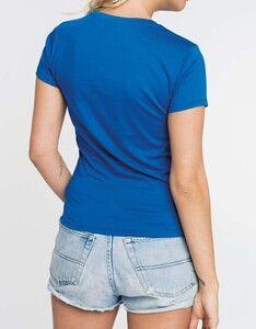 Kariban K389 - Ladies short-sleeved crew neck T-shirt