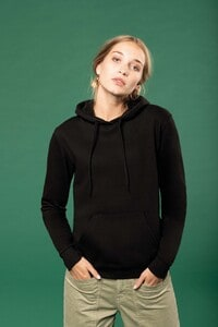 Kariban K473 - Ladies' hooded sweatshirt