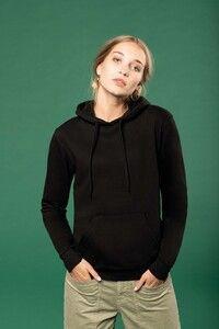 Kariban K473 - Ladies' hooded sweatshirt