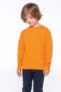 Kariban K475 - Sweat-shirt col rond enfant