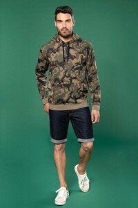 Kariban K476 - Men's hooded sweatshirt