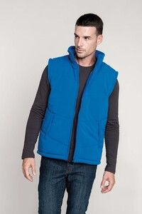 Kariban K6118 - Fleece lined bodywarmer