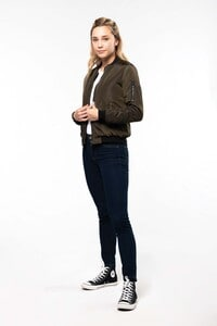 Kariban K6123 - Ladies' bomber jacket