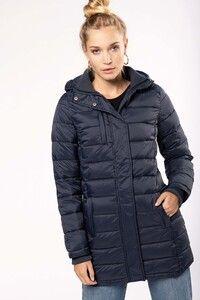 Kariban K6129 - Ladies lightweight hooded padded parka