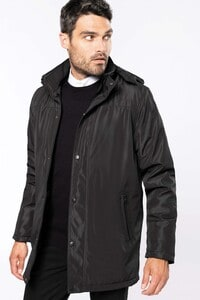 Kariban K656 - Parka with removable hood