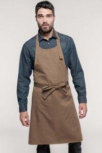 Kariban K8000 - Delantal poliéster/algodón sin bolsillos