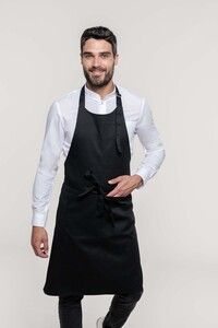 Kariban K8010 - Polycotton apron high-temperature washable