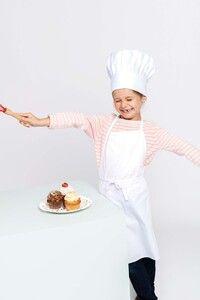Kariban K884 - Chefkok-set voor kinderen