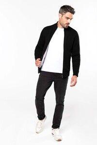 Kariban K959 - Fleece-lined cardigan