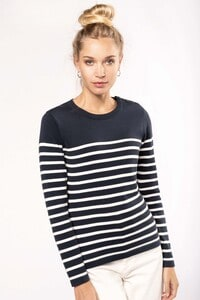 Kariban K990 - Ladies sailor jumper