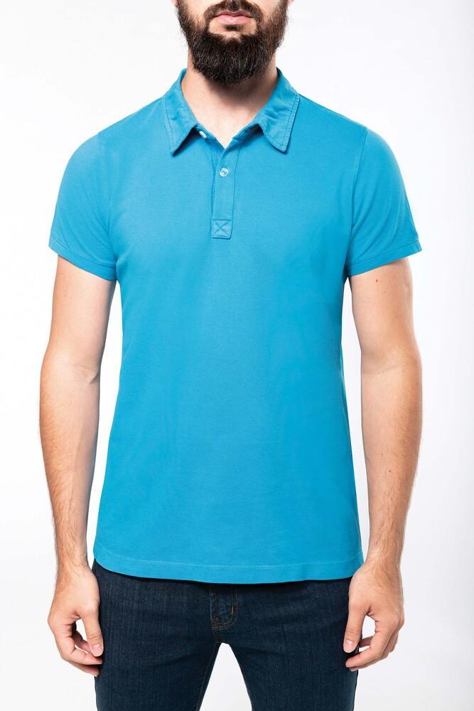 Kariban KV2205 - Men's short-sleeved polo shirt