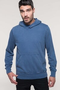 Kariban KV2315 - French terry hooded sweatshirt