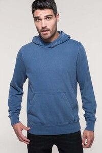 Kariban KV2315 - French terry hooded sweatshirt