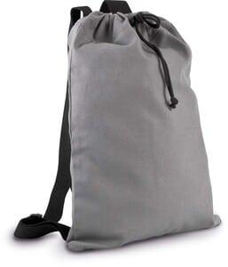 Kimood KI0140 - Rucksack aus Baumwollcanvas