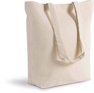 Kimood KI0252 - Borsa shopping in cotone BIO