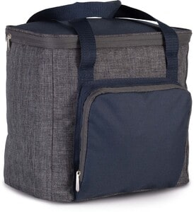 Kimood KI0347 - Cool bag with zipped pocket
