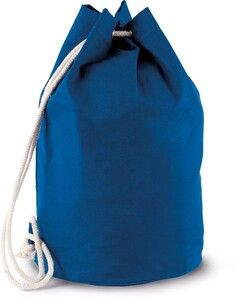 Kimood KI0629 - Cotton sailor-style bag with drawstring