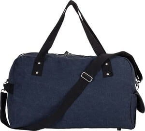 Kimood KI0636 - COTTON CANVAS TRAVEL BAG
