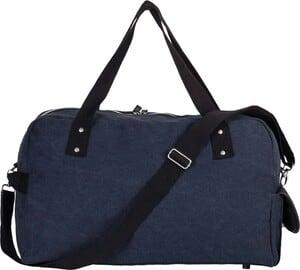 Kimood KI0636 - Reisetasche aus beschichtetem Baumwollcanvas