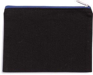 Kimood KI0721 - Cotton canvas pouch - medium