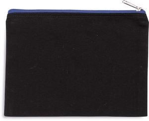 Kimood KI0721 - Cotton canvas pouch - medium
