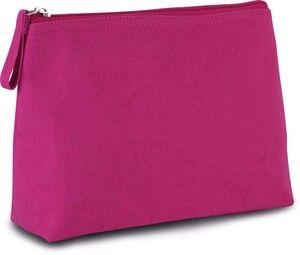Kimood KI0724 - Toiletry bag in cotton canvas