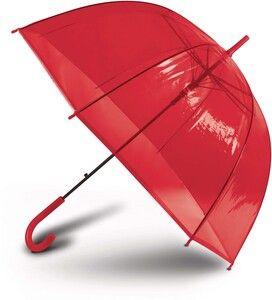 Kimood KI2024 - Transparenter Regenschirm