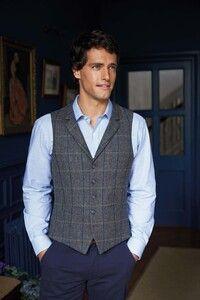 Brook Taverner BT1463 - Memphis Herren Waistcoat