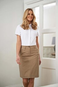 Brook Taverner BT2302 - Falda chino Austin