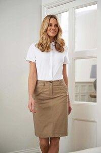 Brook Taverner BT2302 - Austin chino Skirt
