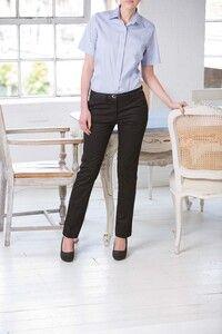 Henbury H641 - Ladies 65/35 Chino Trousers