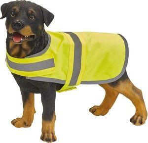 Yoko YHVDW15 - YOKO Hundeweste in Warnfarbe
