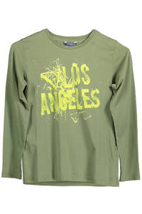 GUESS JEANS L63I0100IY3 - T-shirt long sleeves Kid Boy