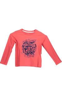 GUESS JEANS N63I0500IY3 - T-Shirt mit langen Ärmeln Junge