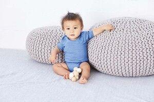 Bella+Canvas BE100B - Body manches courtes bébé