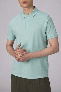B&C CGPM430 - Mens organic polo shirt