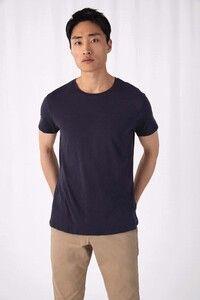 B&C CGTM046 - Mens Slub Organic Cotton Inspire T-shirt