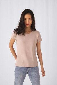 B&C CGTW043 - Ladies Organic Cotton crew neck T-shirt