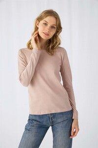 B&C CGTW06T - #E150 Ladies T-shirt long sleeves