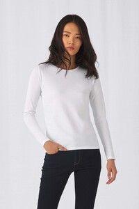 B&C CGTW08T - #E190 Ladies T-shirt long sleeve