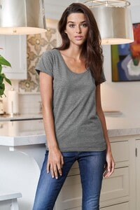 Gildan GI64550L - Scoop Neck Ladies T-Shirt