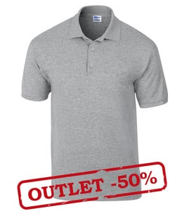 GILDAN GIL94800 - Polo Pique DryBlend for him