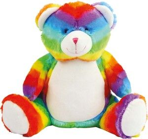 Mumbles MM555 - Zippie Rainbow Bear