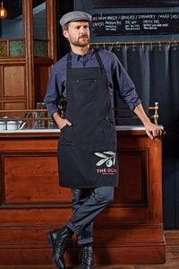 Premier PR132 - Chino - Cotton bib apron