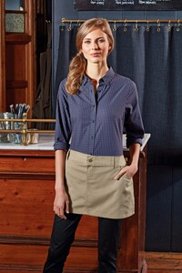 Premier PR133 - Chino - Cotton waist apron